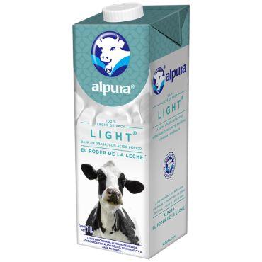 Leche Light Alpura 1 Litro